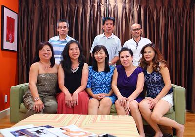 Ha Trang & Doan Trang (07-2015)