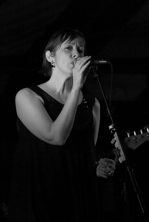 Suzanne Vega at Saugerties