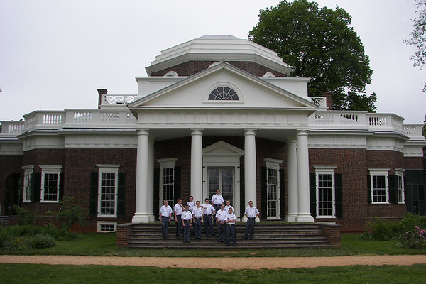 6th Grade Field Trip to Monticello