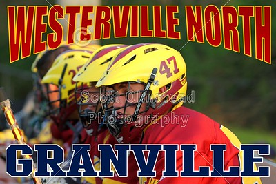 2012 Westerville North at Granville (04-03-12)