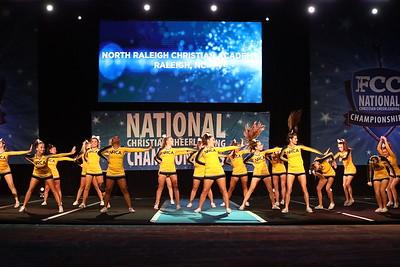 46. North Raleigh Christian Academy Raleigh NC Advanced Varsity