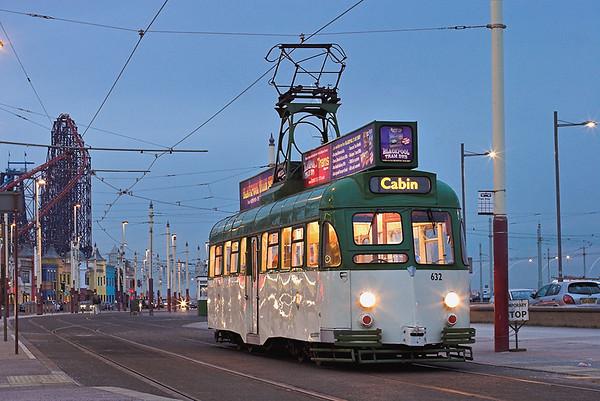 2nd November 2011: Blackpool