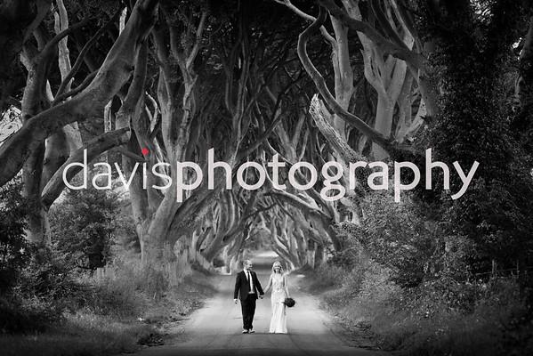 Eimhear & Kevin Galgorm Manor Wedding Photography