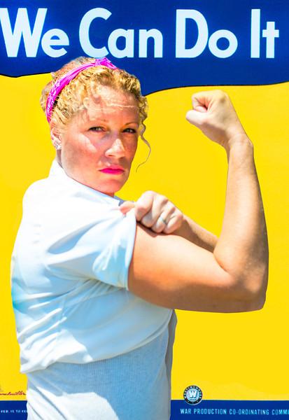 Shawna the Riveter