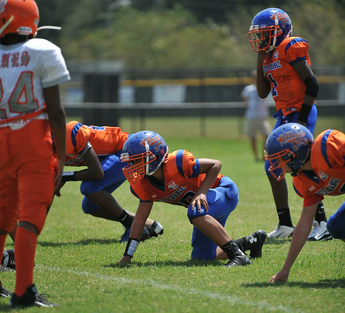 West Orange vs Mt Dora 8/23/14