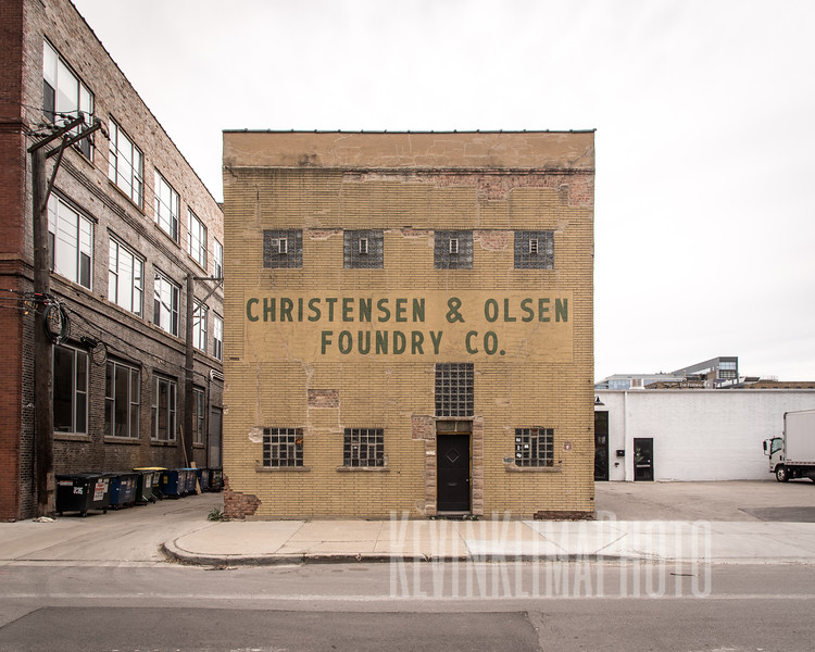 Christensen & Olsen Foundry Co.