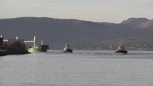 Cargo Ships - Video