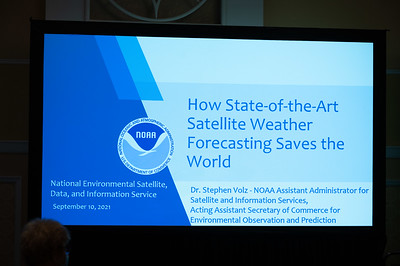 How State-of-the-Art Satellite Weather Forecasting
