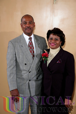 Deacon and Deaconess Hickman