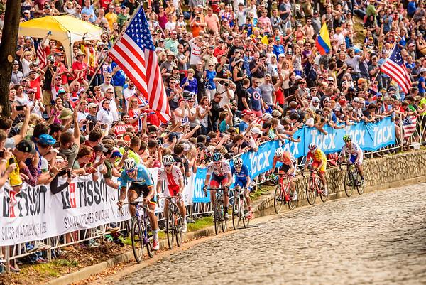 UCI World Championship Favorites Richmond 2015