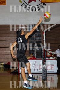 Volleyball Boys JV & Varsity 3/5/19