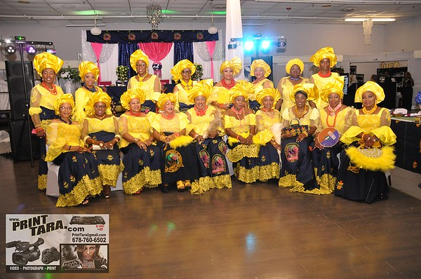 2019 Igbo Women Association of Georgia  Induction