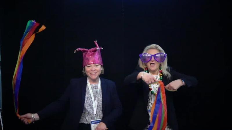 Super Slo-Mo Booth at ACRP 2018