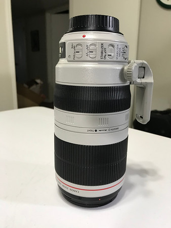2018-11  Canon Equipment for Sale