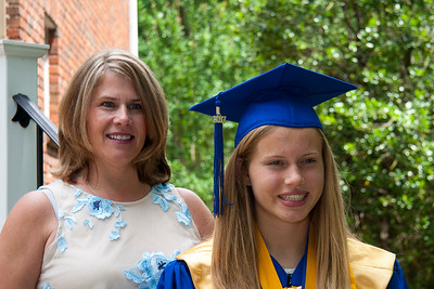 Carly's Graduation