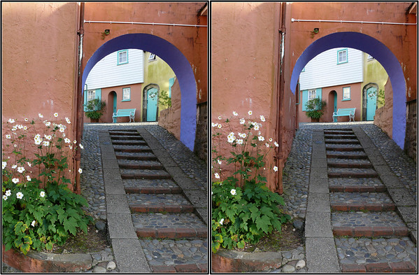 Liverpool, Wales, and the Lake Disrict (Stereo Pairs)