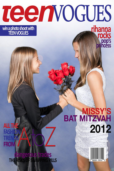 09.07.12  Missy's Bat Mitzvah