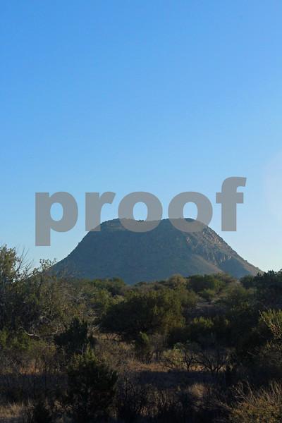 Big Bend Mount