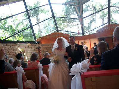Clemow Wedding - May 2004