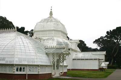 Golden Gate Park Conservatory of Flowers Carnivores