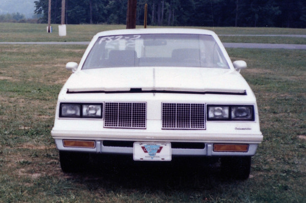 August 2-4, 1991:  Supercar Showdown, Quaker City Dragway, Salem, OH .  .  .