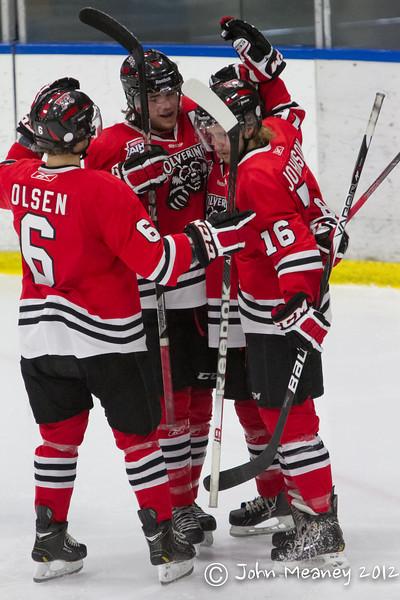 Whitecourt Wolverines - AJHL 2012-13