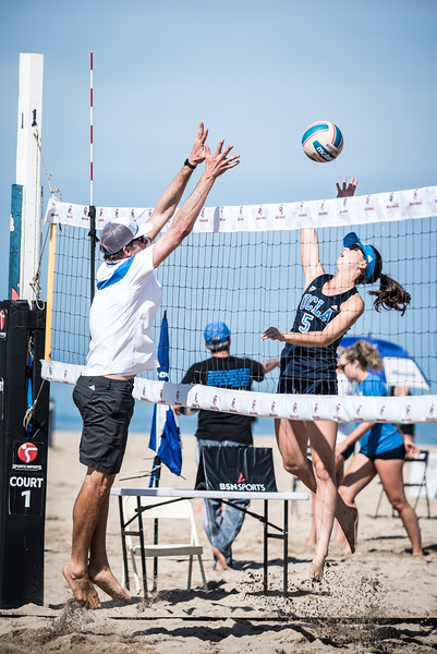 USAV Collegiate Challenge 2016 - Day 2