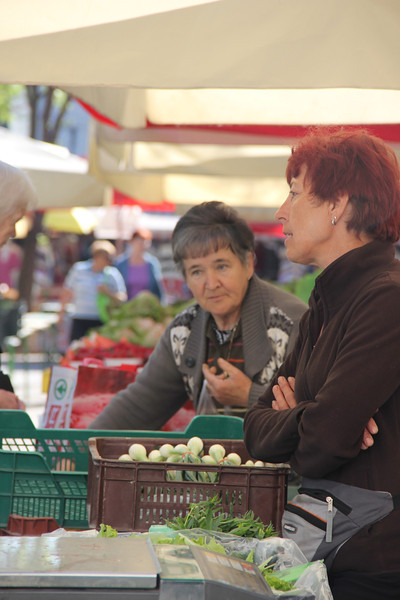 2012-05-01- Ljubljana Market, Slovenia