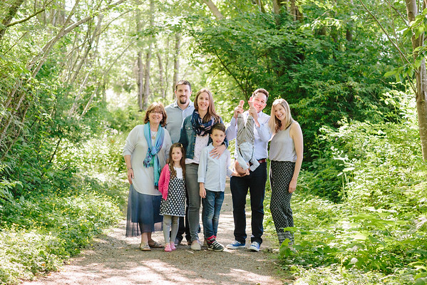 The Cassels Family