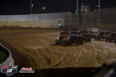 Port Royal Speedway - 10/15/20 - Collin Wyant