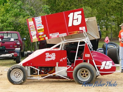 VSS Sprints at County Line Raceway - 5/21/05