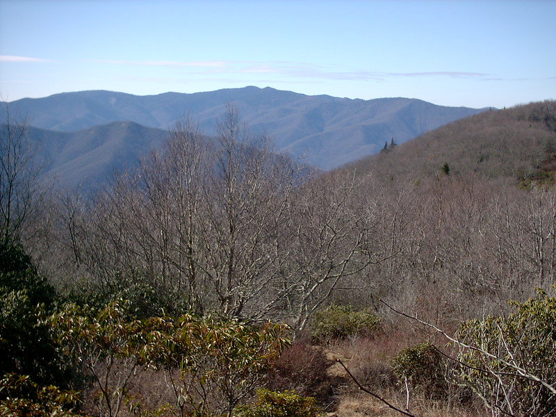 Cold Mountain Trail (#141)