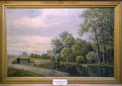 Paintings by John Bonny