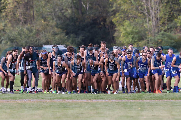 Men's Cross Country - Mike Woods Invitational