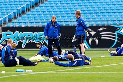 Iceland Practice BOA Stadium 3-22-10