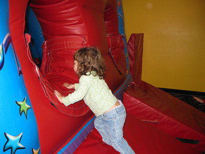 Winter Playtime at Pump it Up