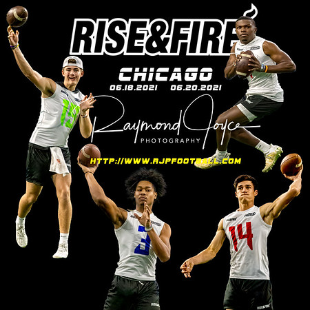 All QB's [Rise & Fire Chicago 2021 - Youth Camp]