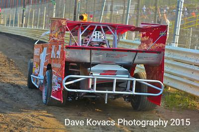 New Egypt Speedway  7-11-15