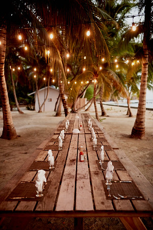 Thatch Cay Belize