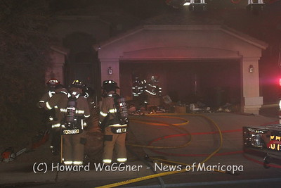 Structure Fire on Kirkland 12-10-2017