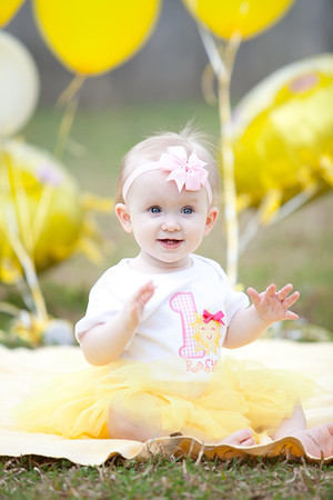 Rosie 1st Birthday March 2021
