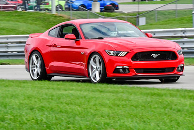 2020 SCCA TNiA  Pitt Race Sept 30 Nov Red Mustang SW
