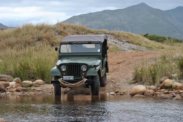 Jeep 1957 M606A2 Franschhoek 1