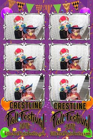 Crestline Elementary Fall Festval 2018