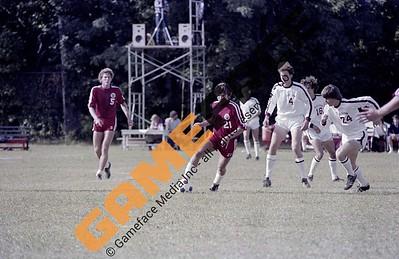 1980-1981 Men's Soccer