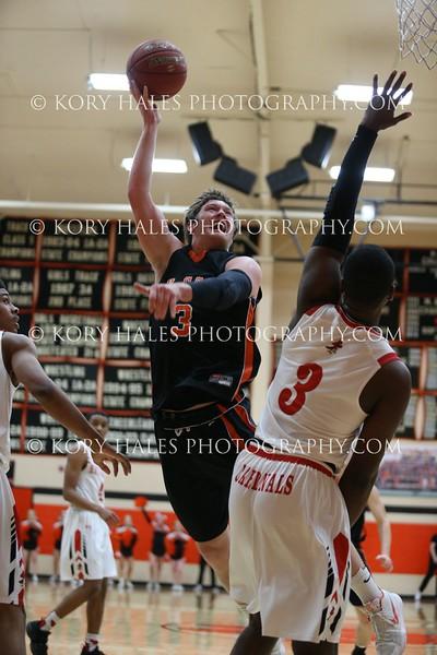 2017-2018 Basketball Season--High School Boys
