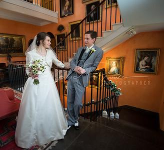 Jenny & Stephen Fingask Castle