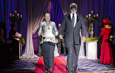 2014 Atlanta Mayor's Masked Ball