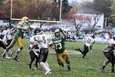 4A Round 1: Green Machine vs Wheaton Academy