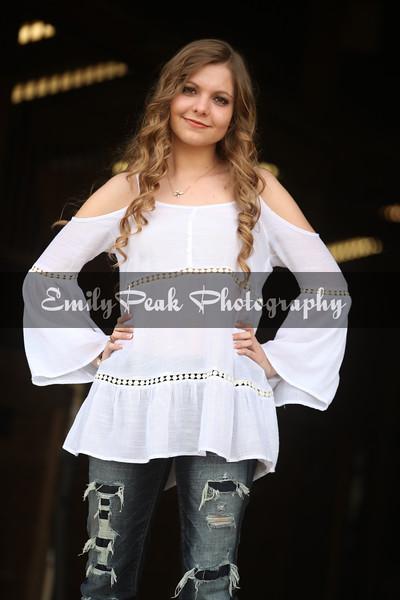 Rachel Tillman Senior Photos